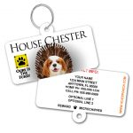 Game Of Bones Pet ID Tag