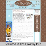 1 Cute Pooch Swanky Pup review